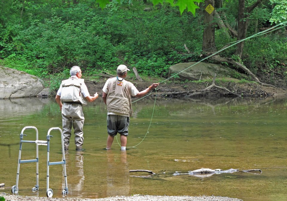 Testimonials project healing waters fly fishing for Healing waters fly fishing
