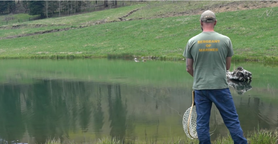 WATCH Emerger: A U.S. Marine on Combat and Fly Fishing