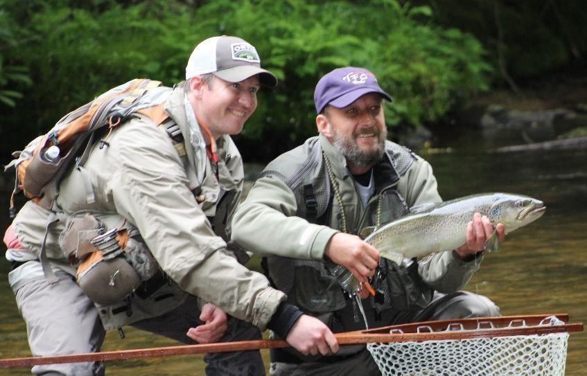 Camp Healing Waters Strengthens Bonds
