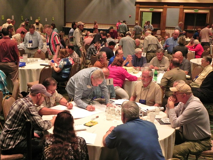 The PHWFF National Program Rendezvous: Training, Camaraderie, and Healing Those Who Serve