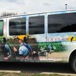 the PHWFF van
