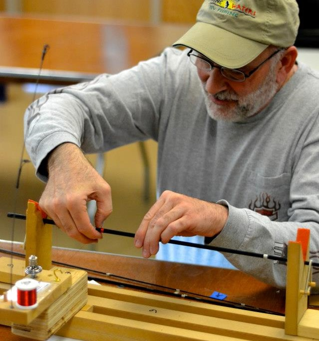 The Rod Building Program and Competition Heats Up!