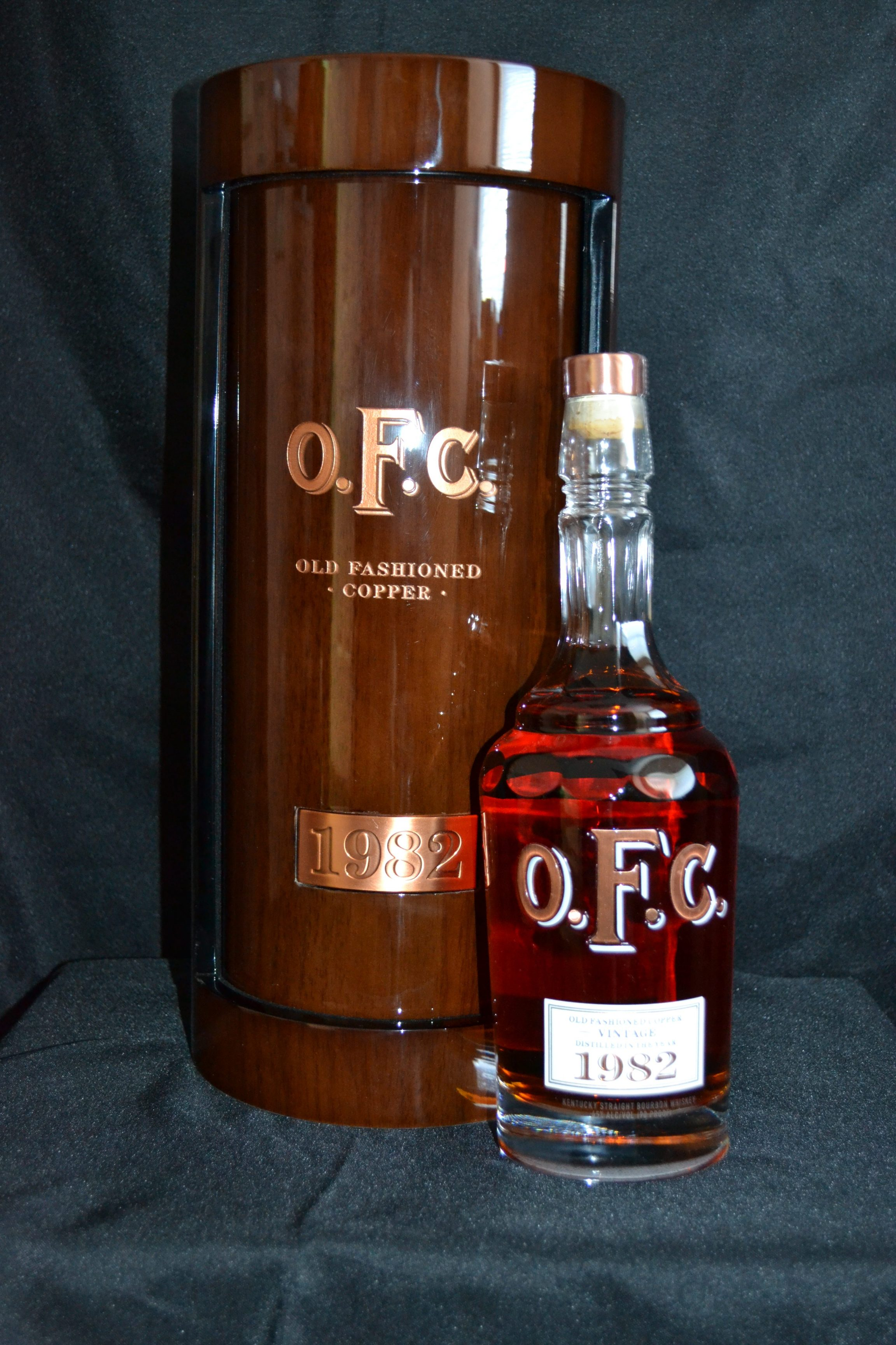 Buffalo Trace OFC 1982 Bourbon Whiskey