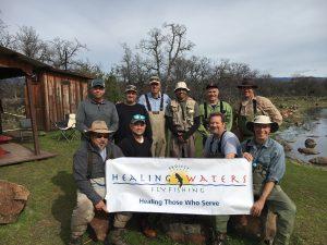 PHWFF-Martinez Trip Participants - Front (left to right): Albert Tom, Brian Pastor, Martin Coulson, John Kreiter (volunteer). Back: Bill Hopkins, Michael Viramontes, Al Peterson (volunteer), Jose Arana, Luke Bachan, Doug Niemela.