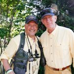 CPT (ret) Eivind Forseth, U.S. Army and Major General (ret) Gregg Potter, U.S. Army
