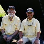SPC4 (sep) Ken Misko, U.S. Army and Glenn Welling