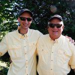 Matt Vaughn and SSG (sep) Terry Strum, U.S. Army