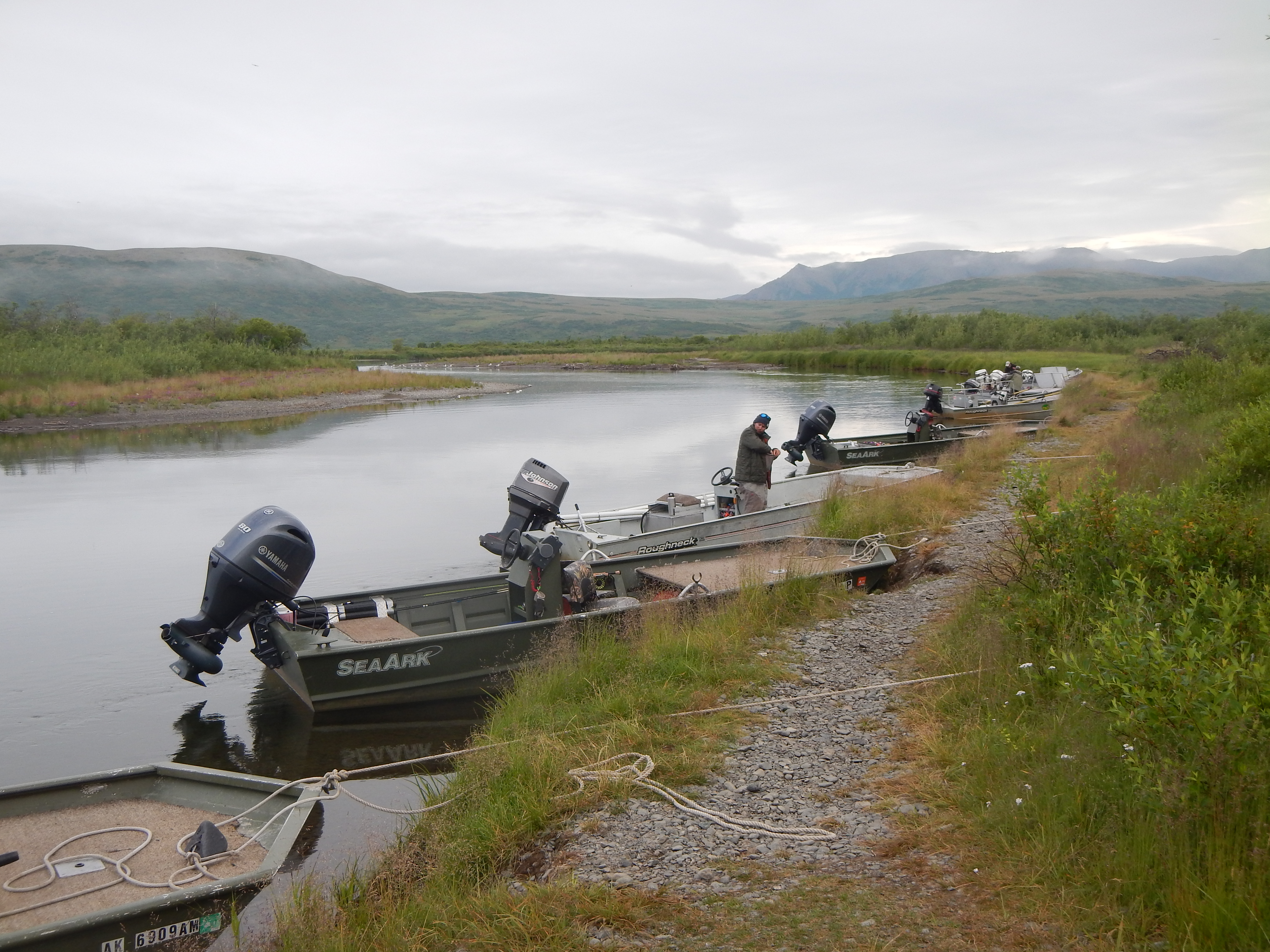Goodnews river lodge alaska project healing waters fly for Healing waters fly fishing