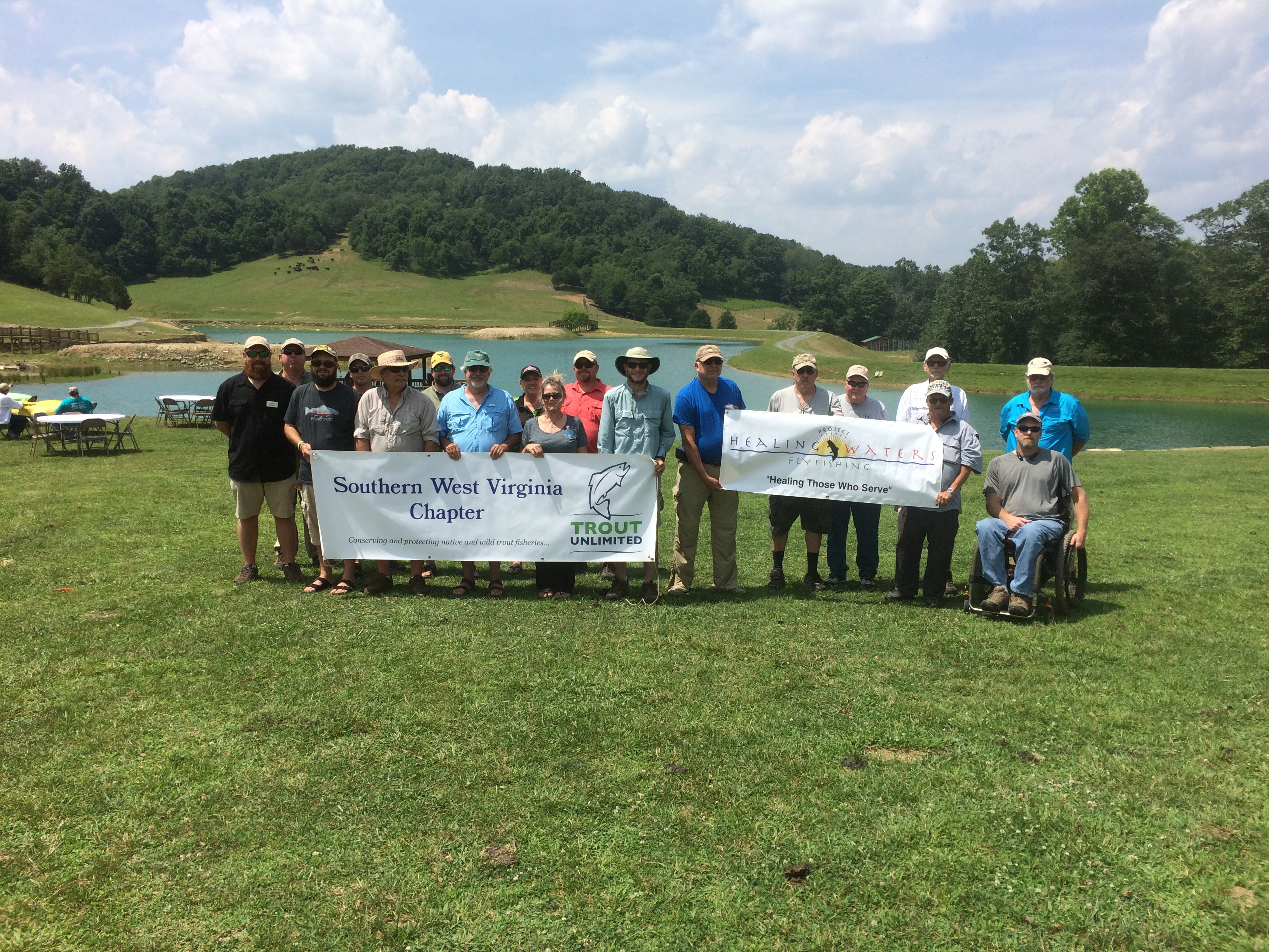 West virginia all about fly fishing mountain meadows for Fly fishing west virginia