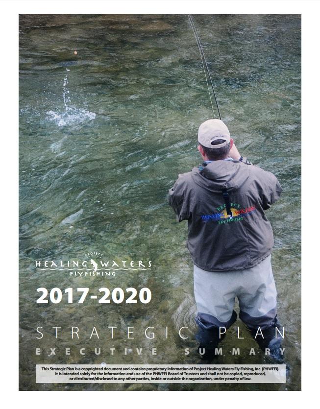 Strategic plan project healing waters fly fishing for Healing waters fly fishing