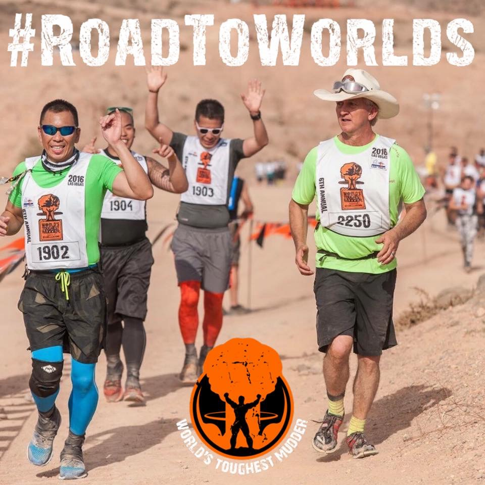 Mark Trimmer's World's Toughest Mudder Initiative