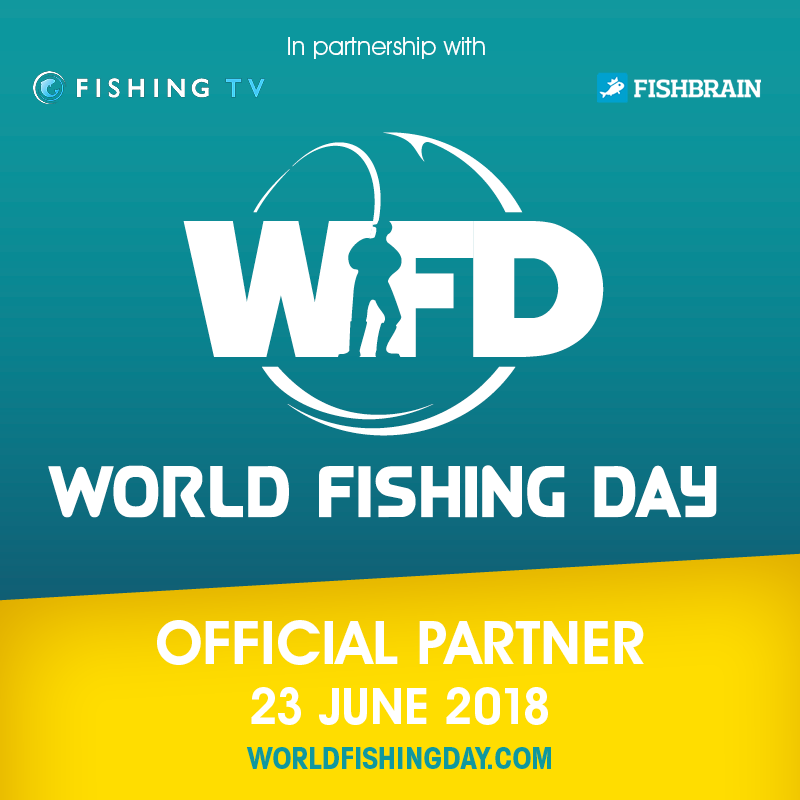 Fishing TV secures Project Healing Waters Fly Fishing, Trout Unlimited and Bonefish & Tarpon Trust as new charity partners for World Fishing Day on 23rd June 2018