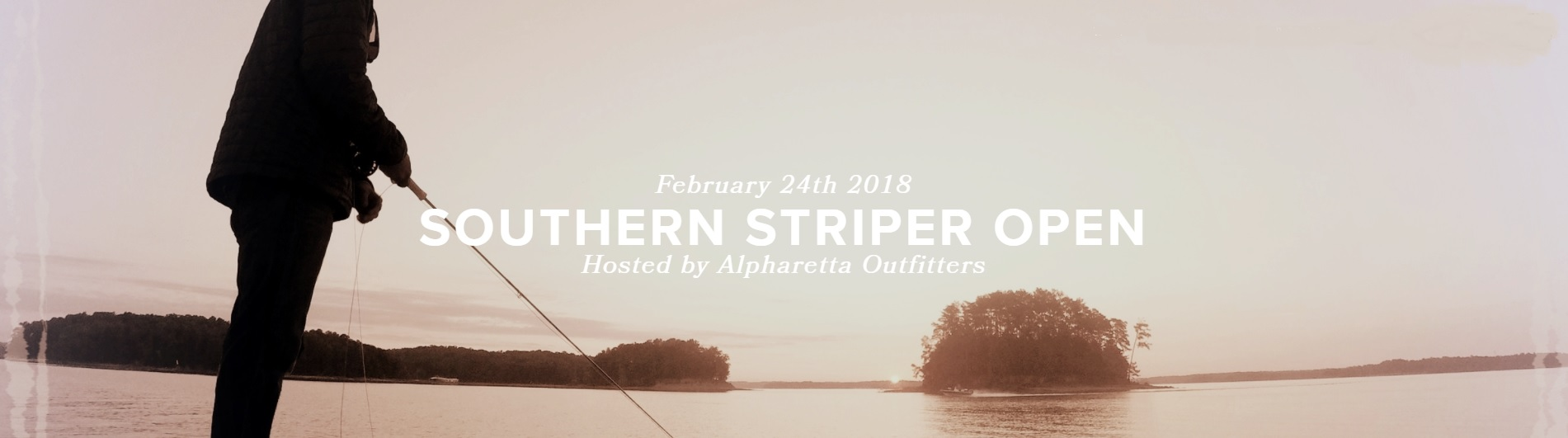 The 2018 Southern Striper Open