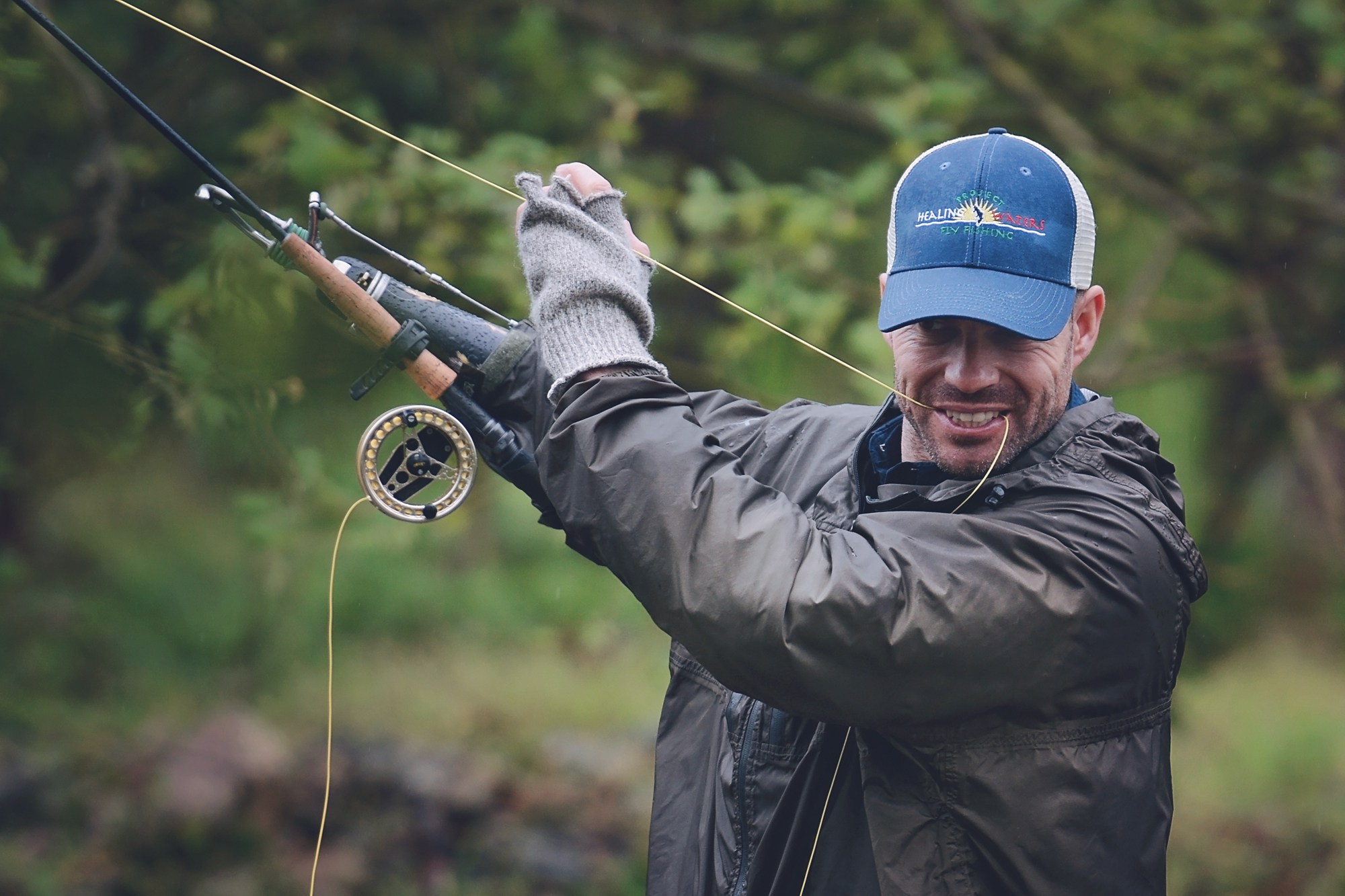 The Jordan Spieth Family Foundation Partners with Project Healing Waters Fly Fishing