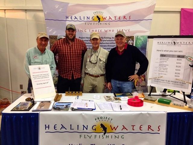 Pleasanton Fly Fishing Show