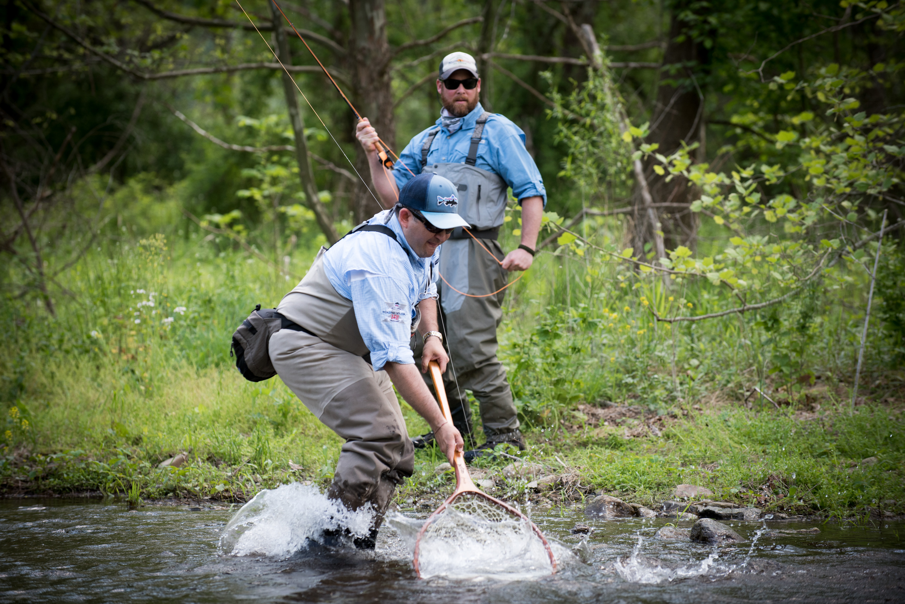 Meet the Veteran Competitors for the 12th Annual Project Healing Waters Fly Fishing 2-Fly Tournament