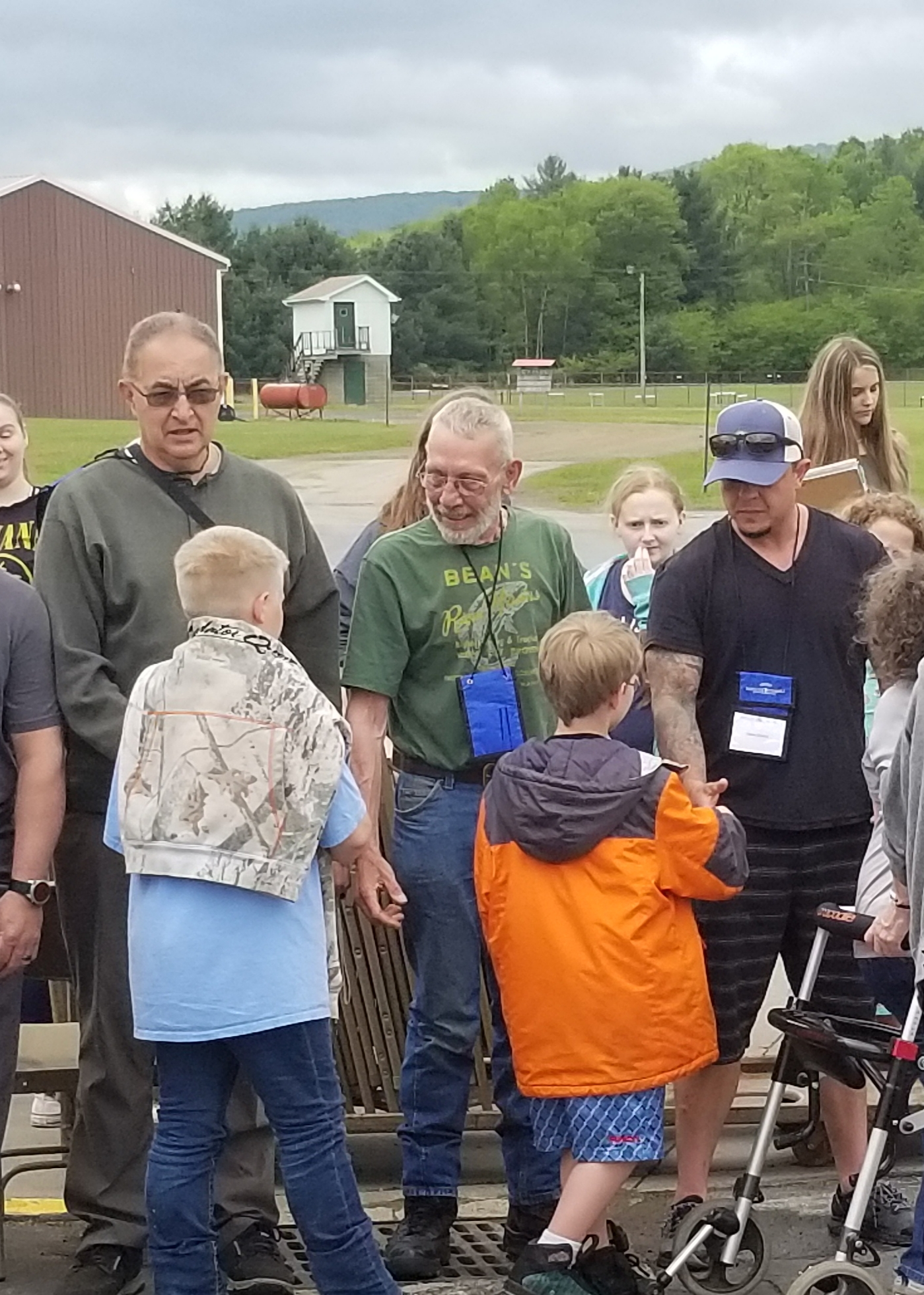 God's Country Trout Unlimited Hosts PHWFF in Potter County