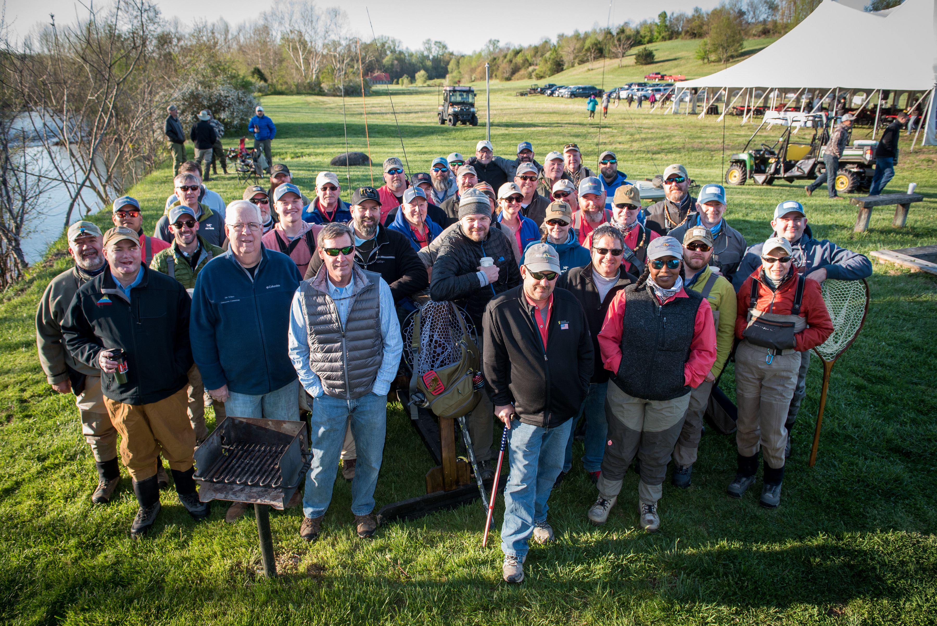 And the winners of the 12th Annual 2-Fly Tournament are….