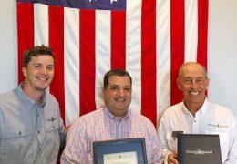 Patriot Award bestowed upon Lance Trenary