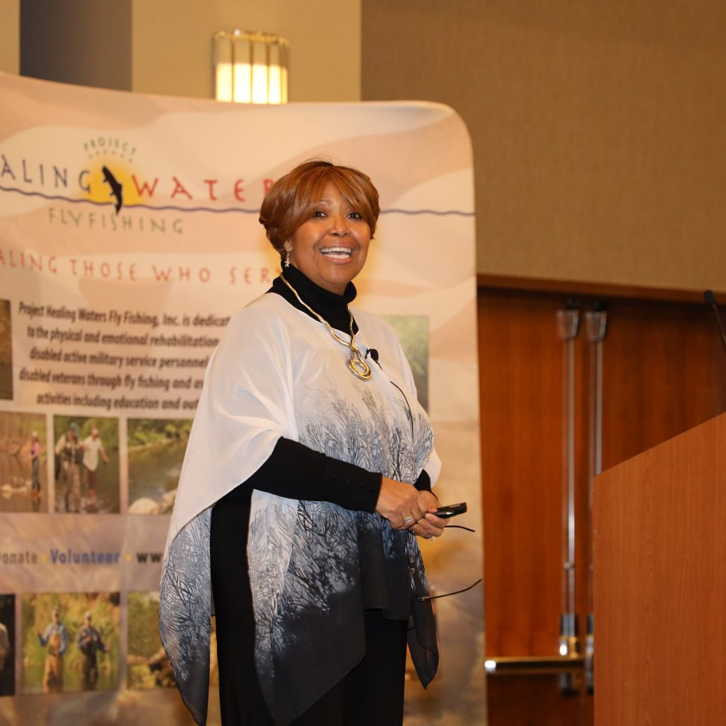 Volunteers leaders empowered to best serve our Nation's