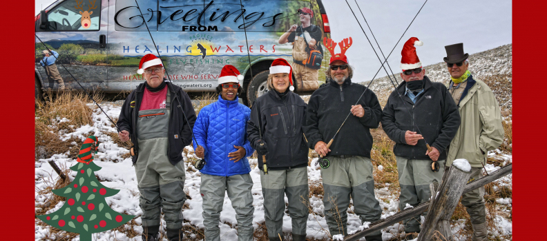 Happy Holidays from the PHWFF Southwest Region