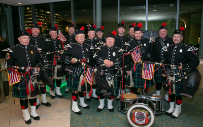 Healing Those Who Serve: The Greater Boston Firefighters Pipes & Drums