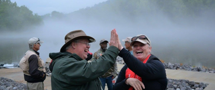 Two PHWFF Regions reorganized to better serve area veterans