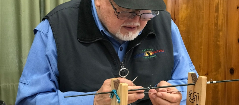 Are you ready for the 2018 Fly Rod Building Program and Competition?