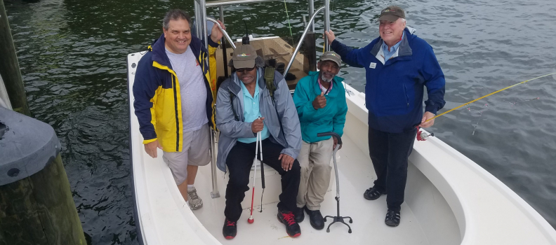 The Veterans of PHWFF Washington, DC venture to Greenwell State Park