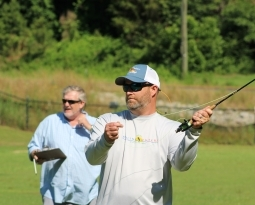 PHWFF North Carolina Regional Fly Casting Finals