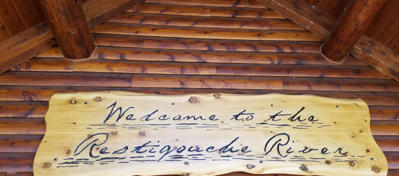 The Restigouche River Lodge provides five disabled veterans with comfortable accommodations and a wild fishery