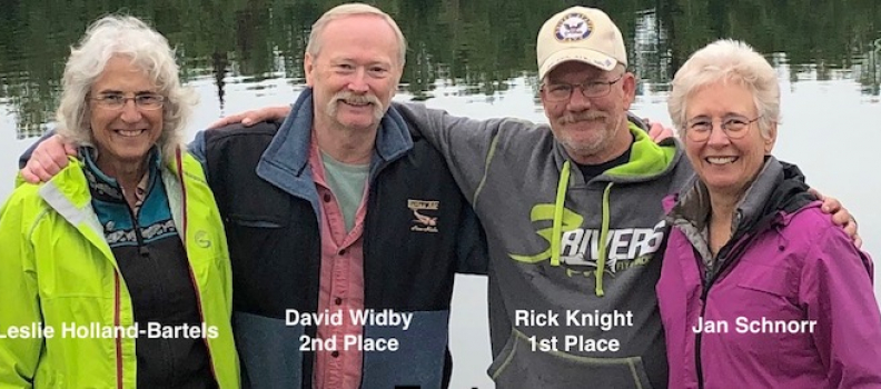 Alaska Region Fly Casting Competition