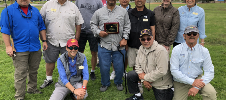Project Healing Waters Southwest Regional Fly Casting Competition