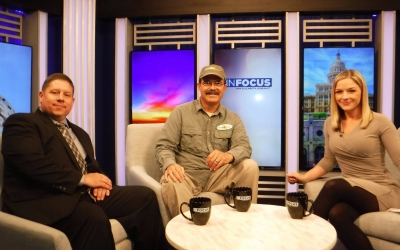 "Spectrum News ""IN FOCUS: Mental Health Resources for Veterans"" (VIDEO)"