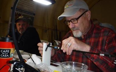 South Central Region Hosts a Volunteer Rod Building Workshop
