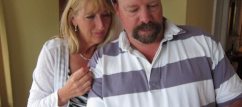 Dedication, Compassion, and Support: Meet Tony and Jan Spacey