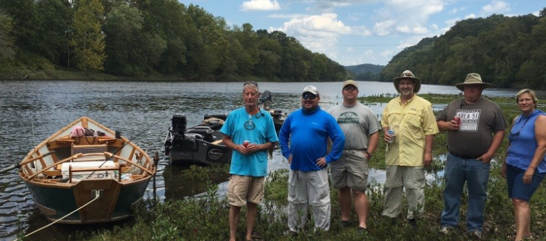 Campfires, Angling, and Rejuvenation on Kentucky's Cumberland River