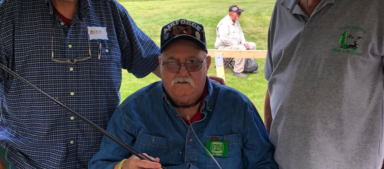 Patriots Day Outing Held at the Castalia State Fish Hatchery