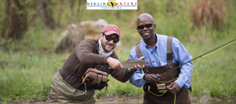Tonight on the NBC Nightly News: Project Healing Waters!