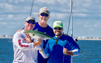 The 2019 Cape Lookout False Albacore and Redfish Festival