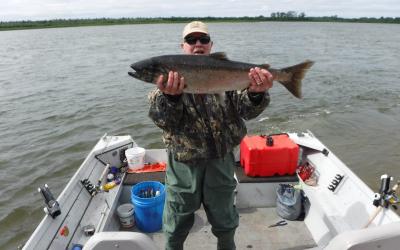Texas veterans experience the trip of a lifetime in Bristol Bay, Alaska