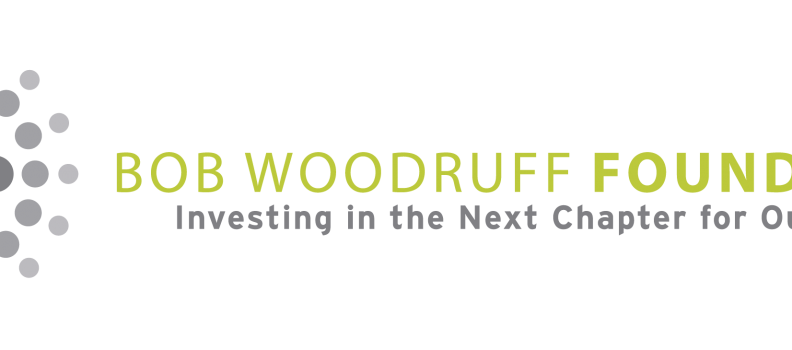 We are proud to announce that we have received a grant from the Bob Woodruff Foundation