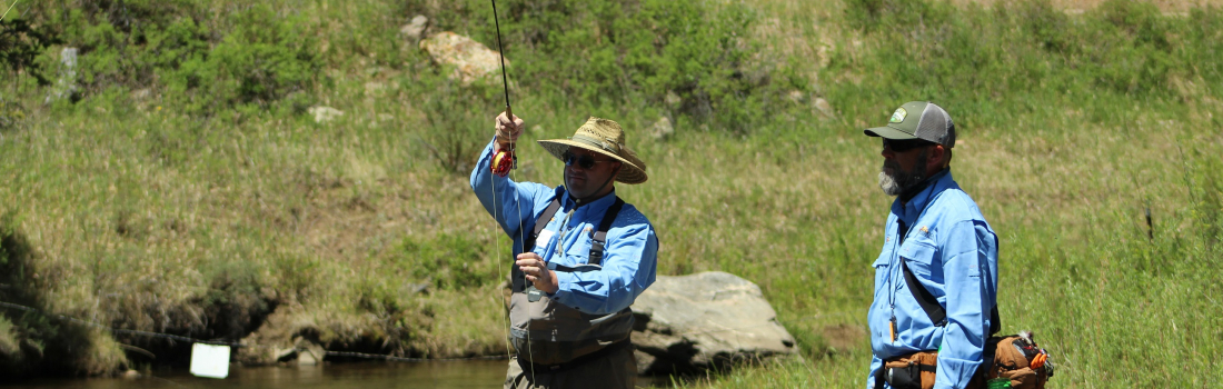 Jeppesen is a proud sponsor of Project Healing Waters Fly Fishing (VIDEO)