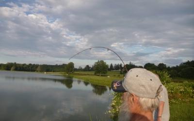 Battling Son Of Carpdaddy! – Project Healing Waters Coatesville VAMC
