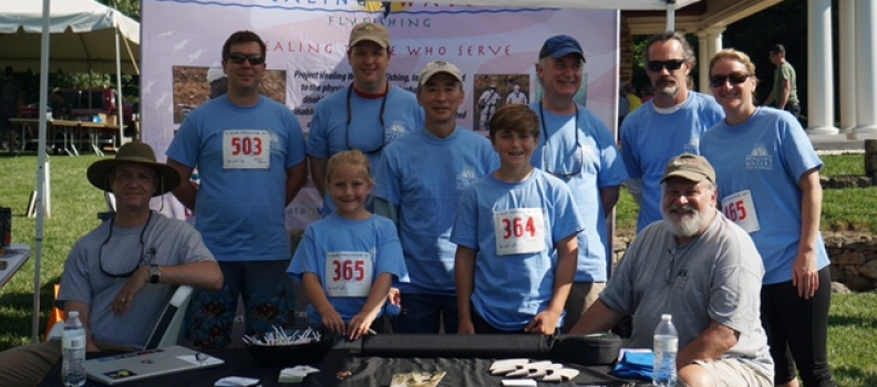 Local community embraces '4 Our Freedom 5K' footrace