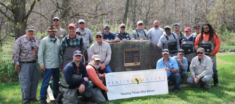 Commitment, Care and Patriotism: The 9th Annual Back Creek Event hosted by Dominion Energy