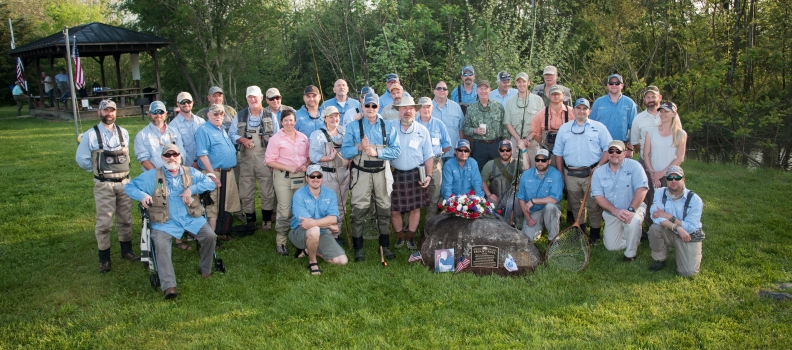 And the winners of the 11th Annual 2-Fly Tournament are…