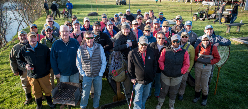 Our Work Continues: The 12th Annual 2-Fly Tournament