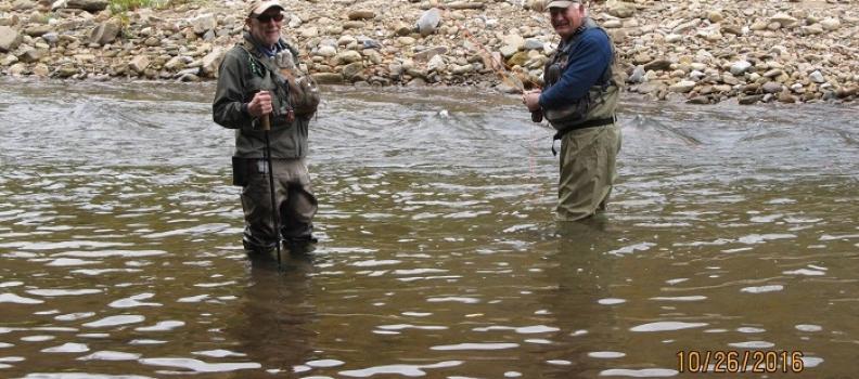 The West Virginia Regional Fall Outing to Elk Springs Resort