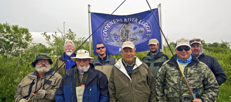 Goodnews River Lodge Alaska